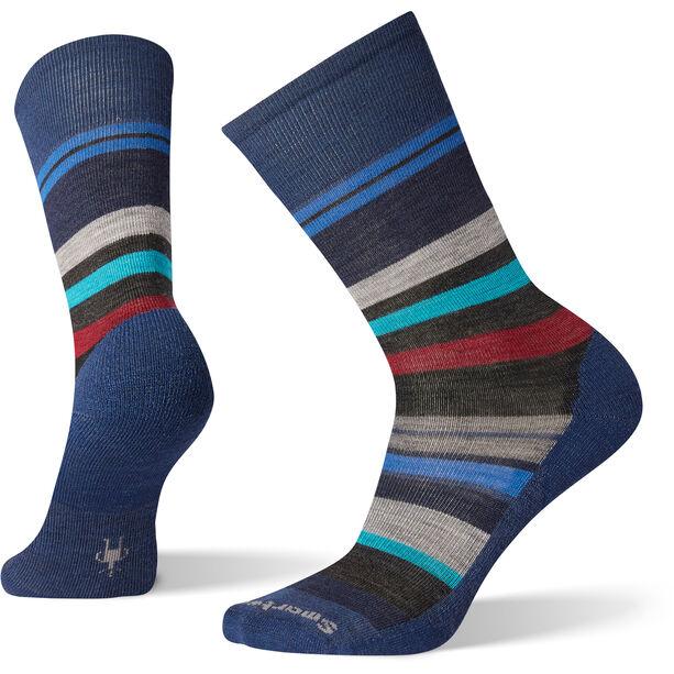 Smartwool Saturnsphere Socks Herr Alpine Blue
