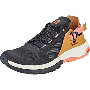 Salomon Techamphibian 4 Shoes Dam black/bistre/tawny orange black/bistre/tawny orange