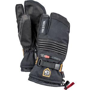 Hestra All Mountain CZone 3-Finger Gloves black black