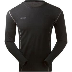 Bergans Akeleie Shirt Herr Black Black