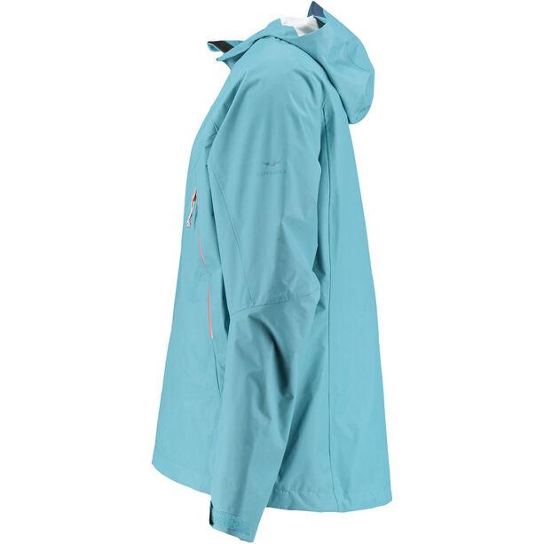 Kaikkialla Viljo 2,5 Layer Jacket Herr smoke blue
