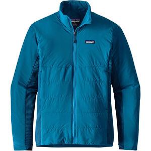 Patagonia Nano-Air Light Hybrid Jacket Herr big sur blue big sur blue
