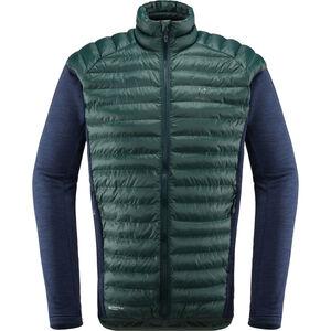 Haglöfs Mimic Hybrid Jacket Herr mineral/tarn blue mineral/tarn blue