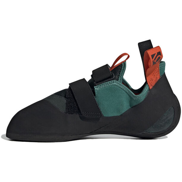 adidas Five Ten ASYM Climbing Shoes Herr active green/core black/active orange
