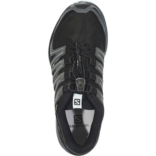 Salomon XA Lite GTX Shoes Dam black/magnet/fair aqua