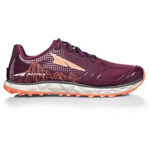 Altra Superior 4 Running Shoes Dam plum plum