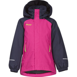 Bergans Storm Insulated Jacket Barn navy/hot pink/lime navy/hot pink/lime