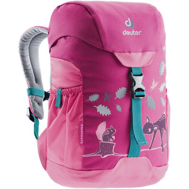 Deuter Schmusebär Backpack 8l Barn magenta/hotpink