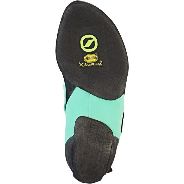 Scarpa Instinct VS Climbing Shoes Dam black-aqua