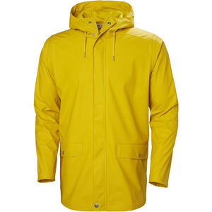 Helly Hansen Moss Rain Coat Herr essential yellow essential yellow