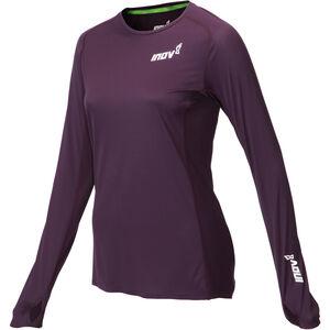 inov-8 Base Elite LS Shirt Dam purple purple