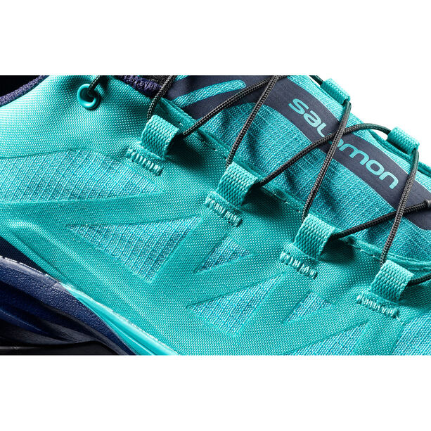 Salomon Outpath Shoes Dam blue bird/evening blue/black