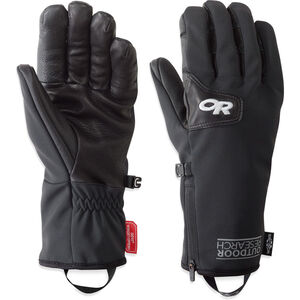 Outdoor Research Stormtracker Sensor Gloves Herr black black