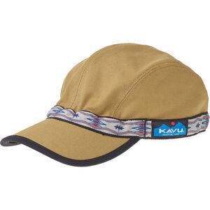 KAVU Strapcap Cap Khaki Khaki