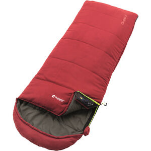 Outwell Campion Sleeping Bag Barn red red