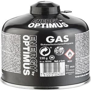 Optimus Universal Gas 230g black black