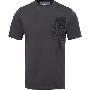 The North Face Ondras S/S Tee Herr asphalt grey/tnf black asphalt grey/tnf black