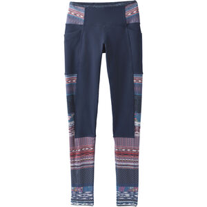 Prana Blue Highway Leggings Dam blue pioneer blue pioneer