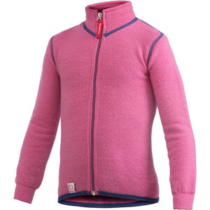 Woolpower 400 Full Zip Jacket Barn sea star rose sea star rose