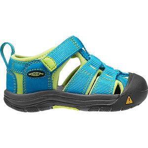 Keen Newport H2 Shoes Barn hawaiian blue/green glow hawaiian blue/green glow