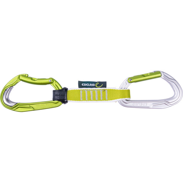 Edelrid Bulletproof Quickdraw Set 12cm oasis