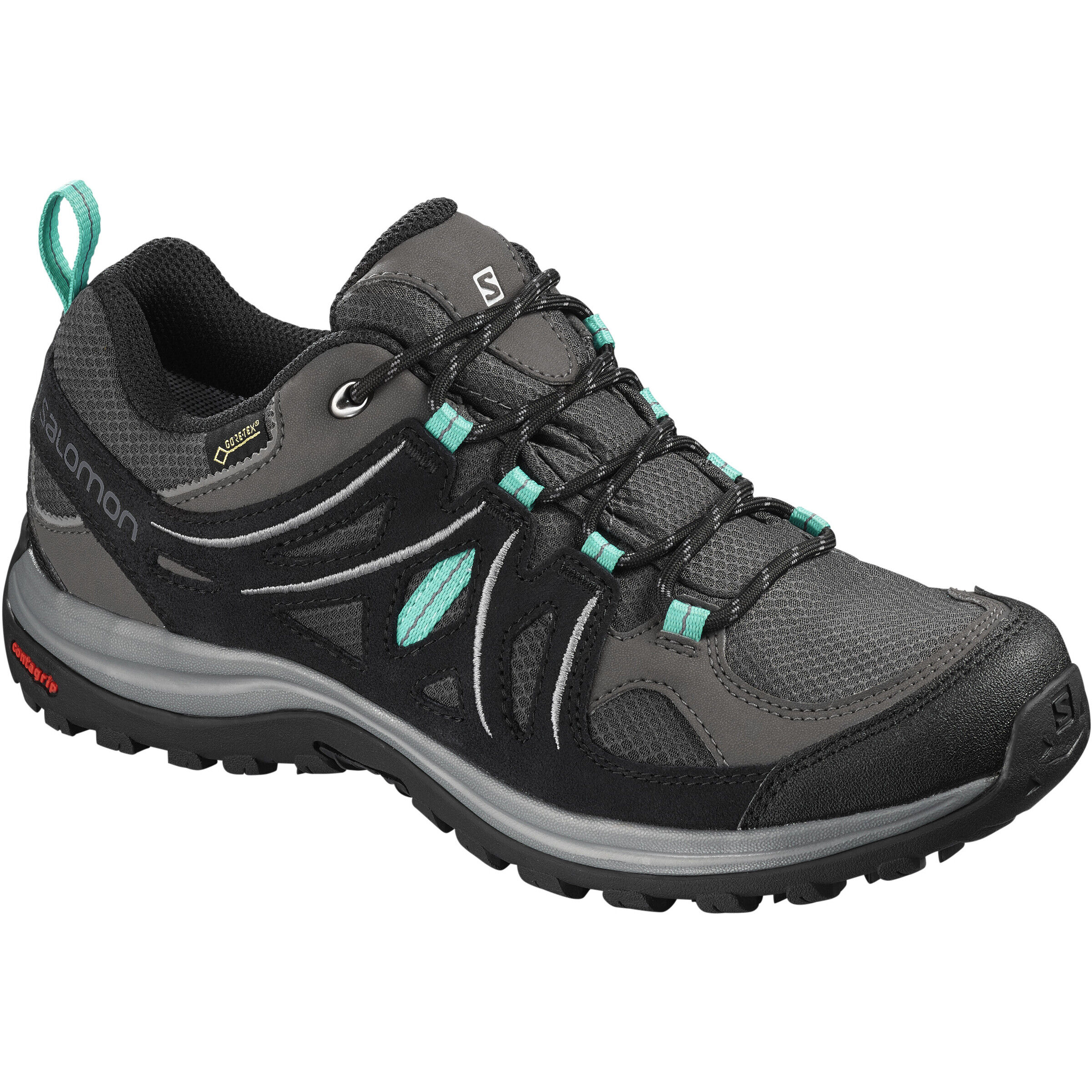 Salomon Ellipse 2 GTX Shoes Dam magnetblackatlantis