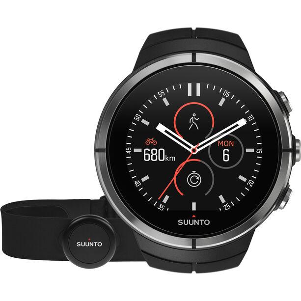 Suunto Spartan Ultra HR Watch black chest