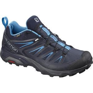 Salomon X Ultra 3 GTX Shoes Herr graphite/night sky/hawaiian surf graphite/night sky/hawaiian surf
