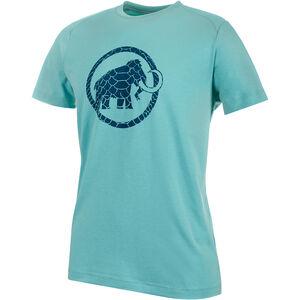 Mammut Trovat T-shirt Herr waters melange waters melange