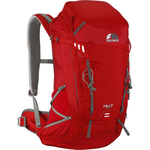 Vango F10 Hut 35 Backpack chilli red chilli red