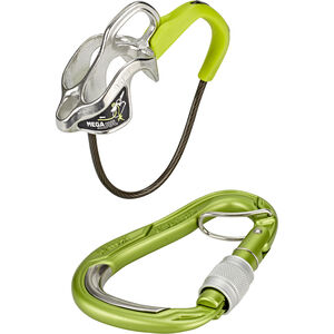 Edelrid Mega Jul Belay Kit with Bulletproof Screw oasis oasis