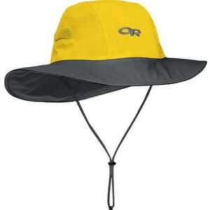 Outdoor Research Seattle Sombrero yellow/dark grey yellow/dark grey