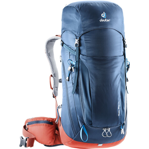 Deuter Trail Pro 36 Backpack Herr midnight/lava