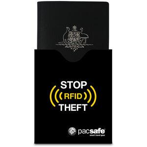 Pacsafe RFIDsleeve 50 Passport Protector black black