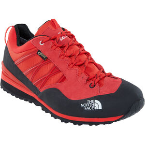 The North Face Verto Plasma II GTX Shoes Herr fiery red/tnf black fiery red/tnf black
