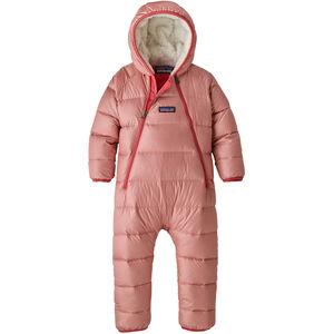 Patagonia Infant Hi-Loft Down Sweater Bunting Barn rosebud pink rosebud pink