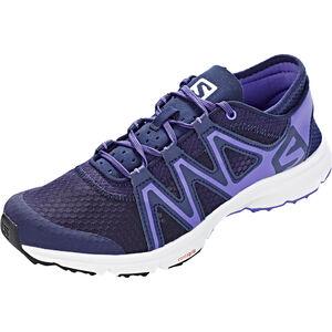 Salomon Crossamphibian Swift Shoes Dam parachute purple/evening blue/purple opulence parachute purple/evening blue/purple opulence