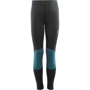 Aclima WarmWool Longs Ungdomar marengo/tapestry marengo/tapestry