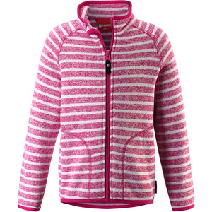 Reima Havn Fleece Sweater Barn Raspberry Pink Raspberry Pink
