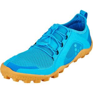 Vivobarefoot PrImus TraIl SG Shoes Dam petrol blue textile petrol blue textile