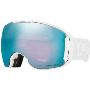 Oakley Airbrake XL Snow Goggles Herr polished white/prizm sapphire iridium & prizm hi pink iridium polished white/prizm sapphire iridium & prizm hi pink iridium