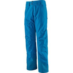 Patagonia Powder Bown Pants Herr balkan blue balkan blue