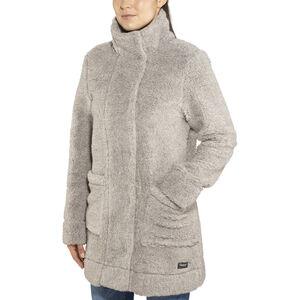 Bergans Oslo Wool LooseFit Jacket Dam grey mel grey mel