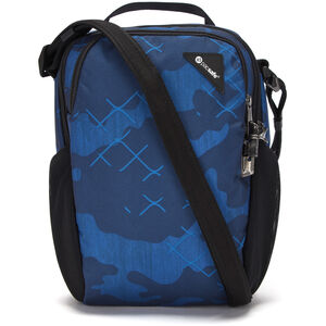 Pacsafe Vibe 200 Crossbody Bag blue camo blue camo