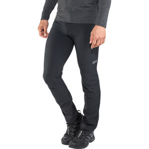 GORE WEAR H5 Gore Windstopper Pants Herr black black