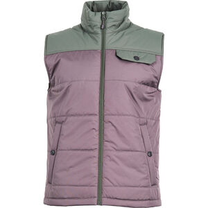 United By Blue Bison Puffer Vest Herr Mountain Ash Mountain Ash