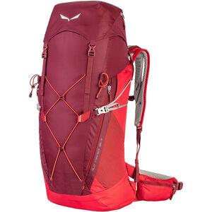 SALEWA Alp Trainer 35+3 Backpack ox blood ox blood