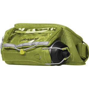 Bergans Fløyen Hydration Belt sprout green/aluminium/solid dark grey sprout green/aluminium/solid dark grey