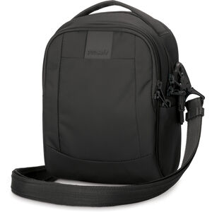 Pacsafe Metrosafe LS100 Crossbody Bag black black