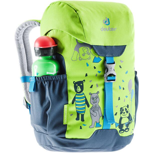 Deuter Schmusebär Backpack 8l Barn kiwi/arctic
